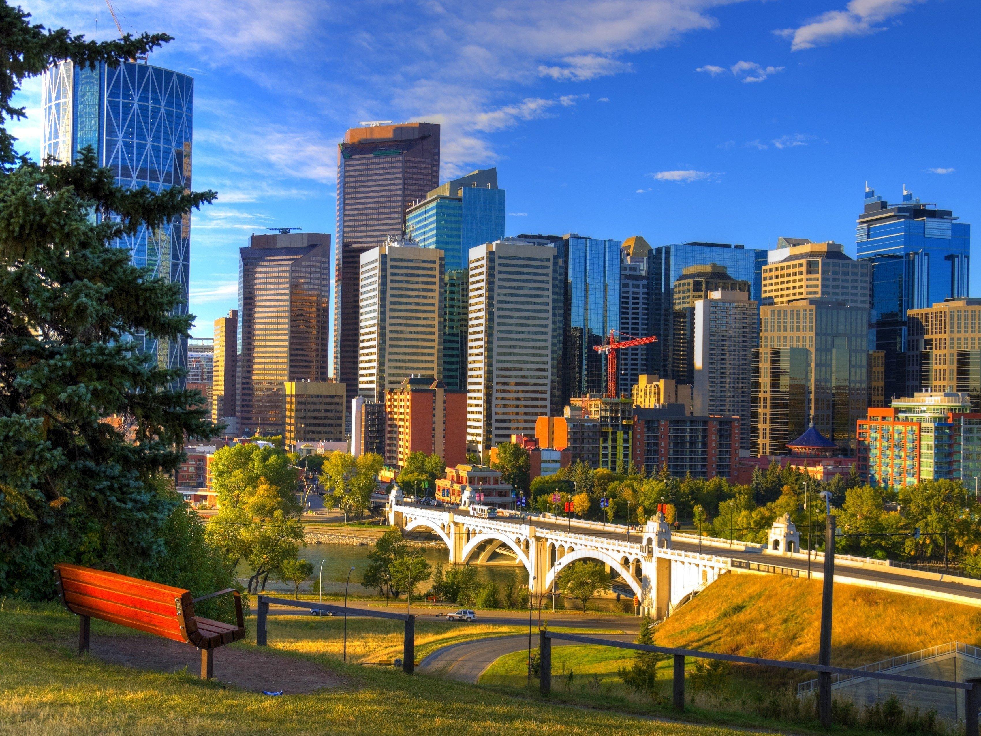 2. Calgary, Alberta