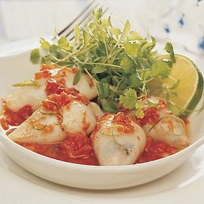 Stuffed Calamari, Italian Style