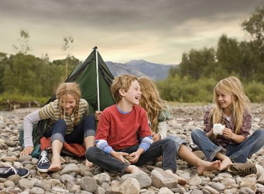 Get Your Kids in Touch With Nature
