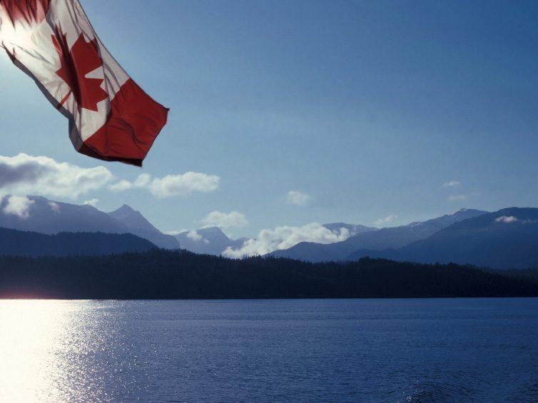Applaudable Canadian Coast