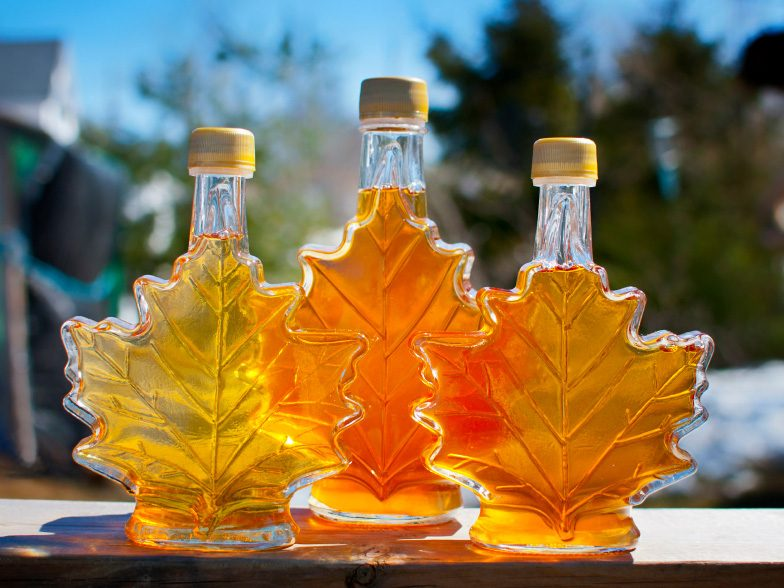 Canada: Saluting Our Syrup