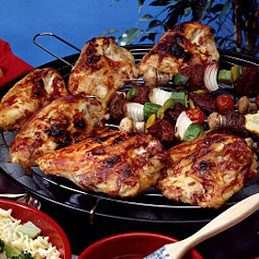 Canada Day recipes: Barbecued Chicken