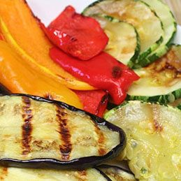 Canada Day recipes: Marinated Grilled Vegetables