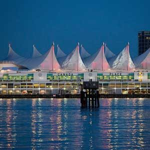 10. Canada Place