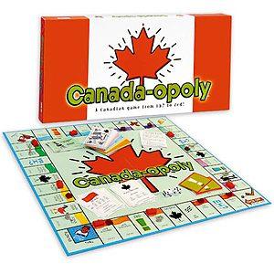 7. Canada-opoly