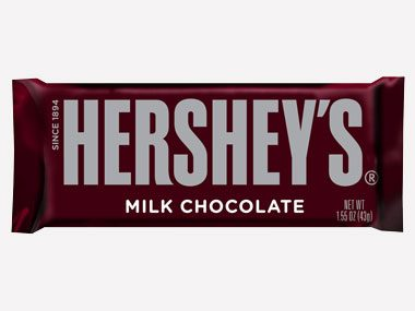 9. Hershey's Chocolate