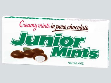 8. Junior Mints