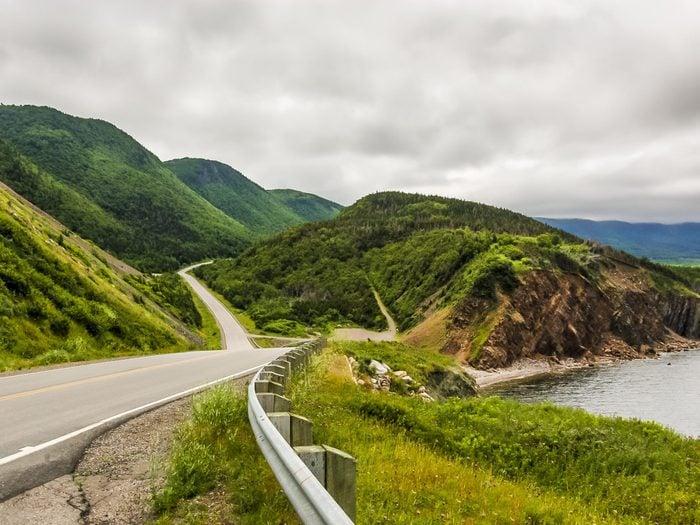 7. Cape Breton, Nova Scotia
