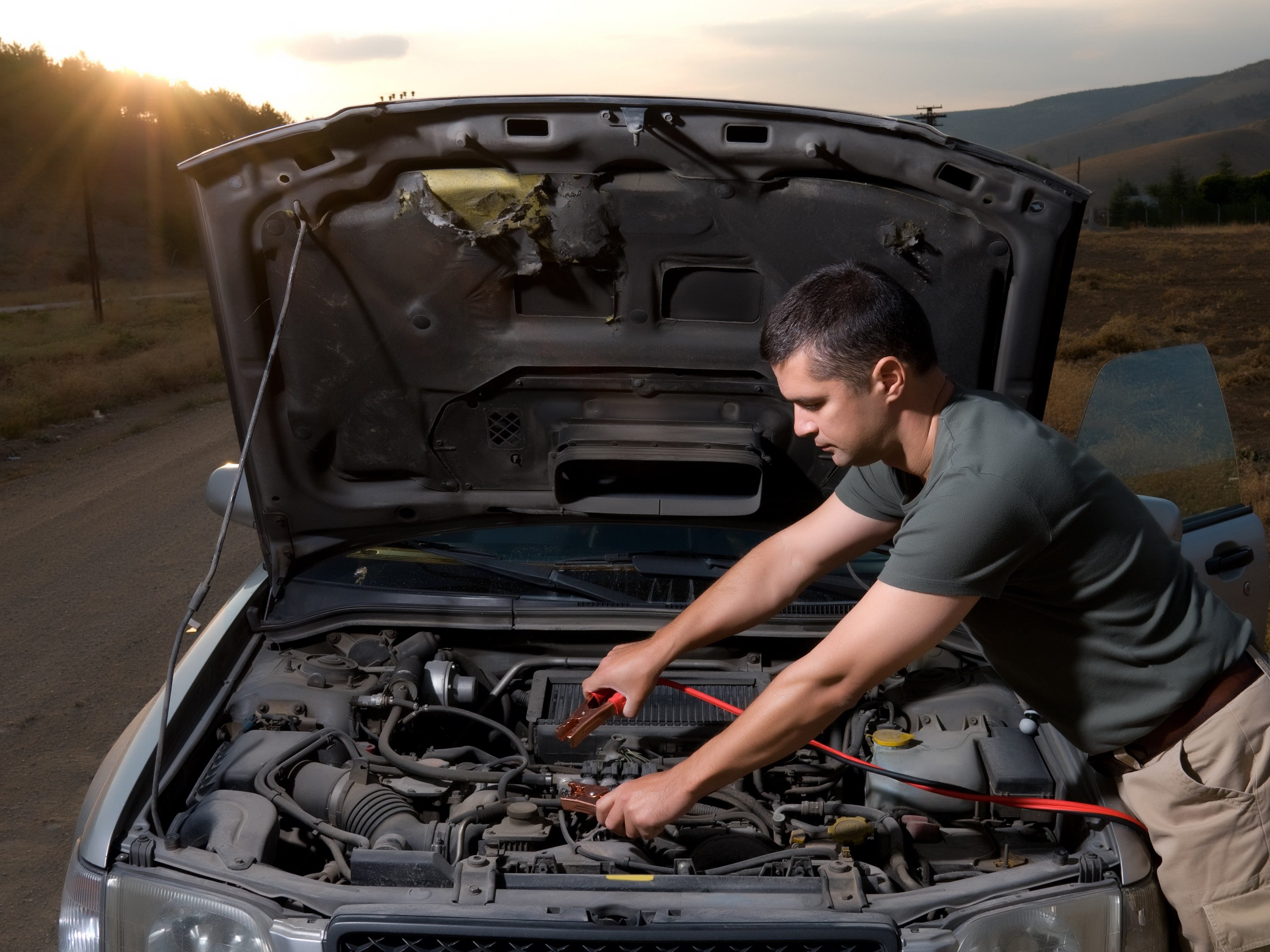 1. Choose the right car battery size