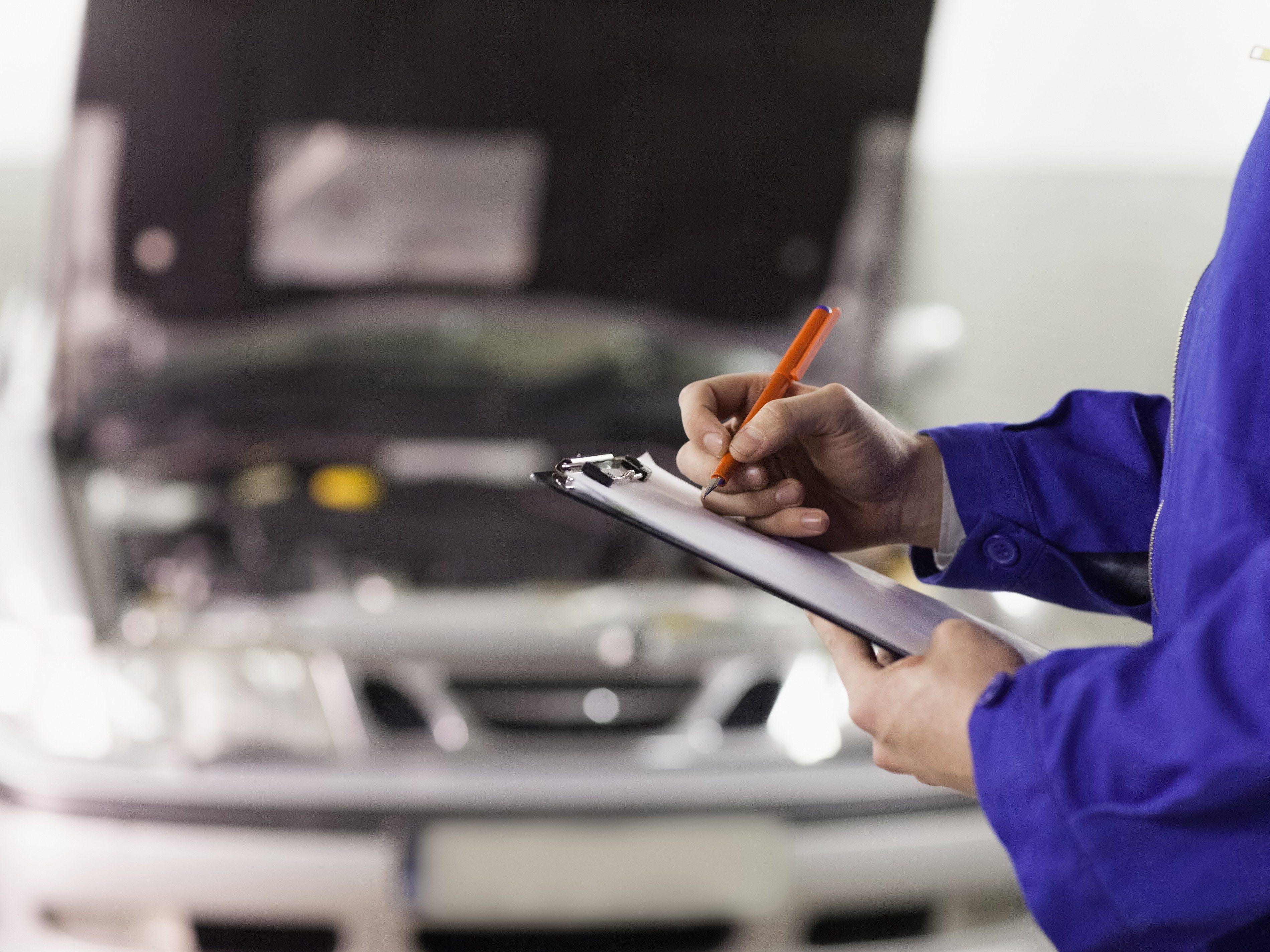 Car Maintenance: The Bare Minimum
