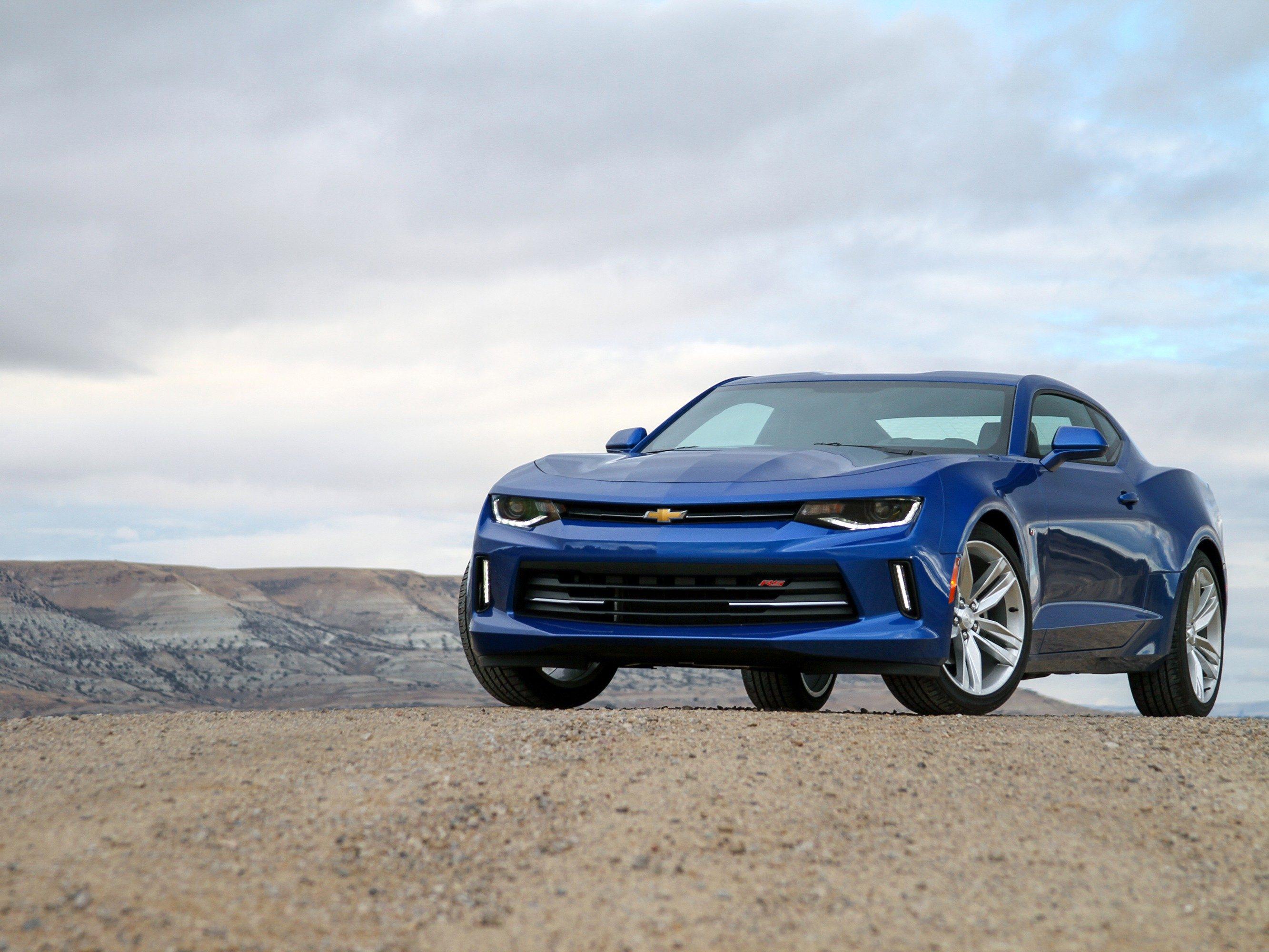 1. The 2016 Chevrolet Camaro is more nimble.