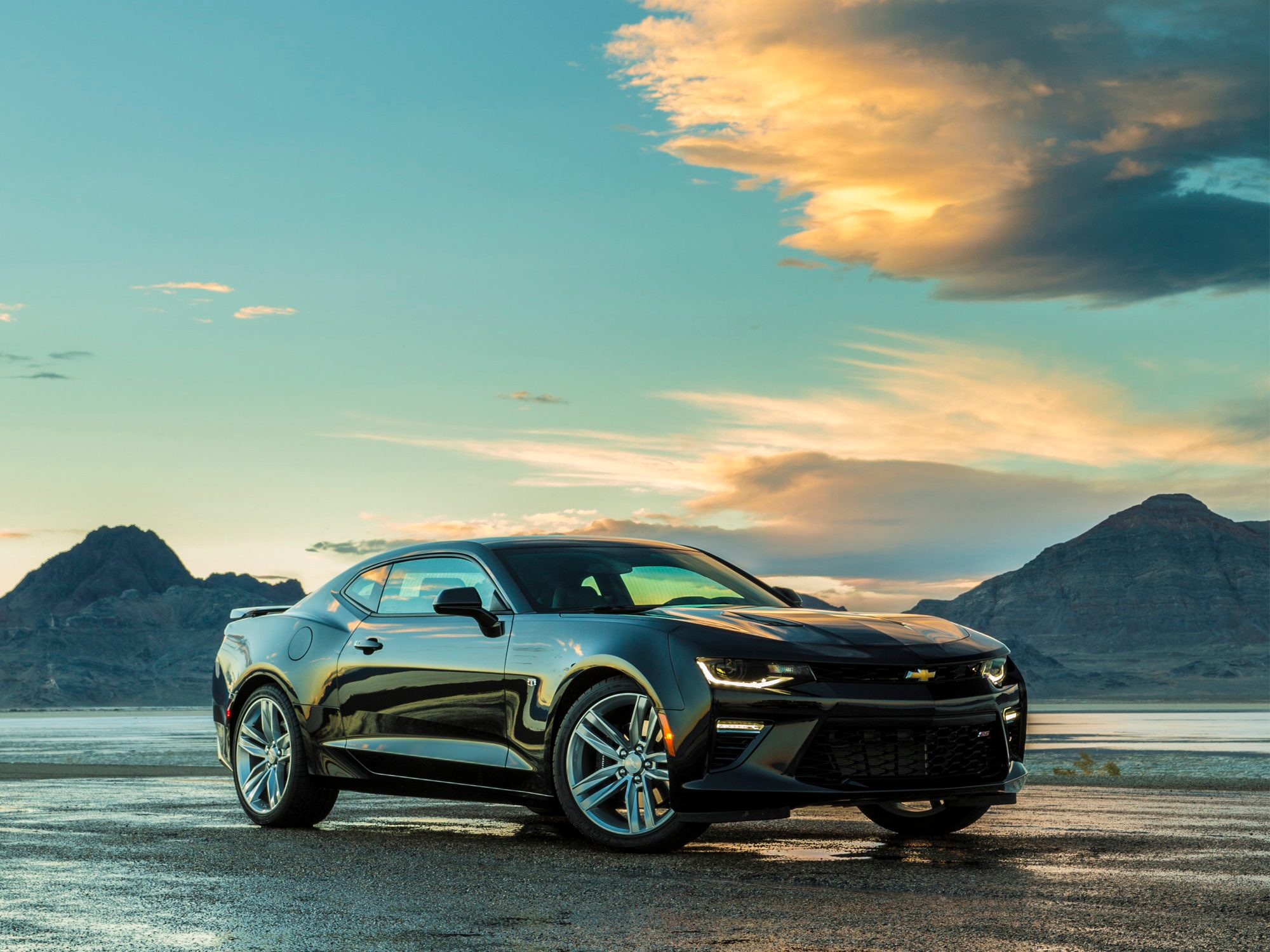 3. The 2016 Chevrolet Camaro is more comfortable.