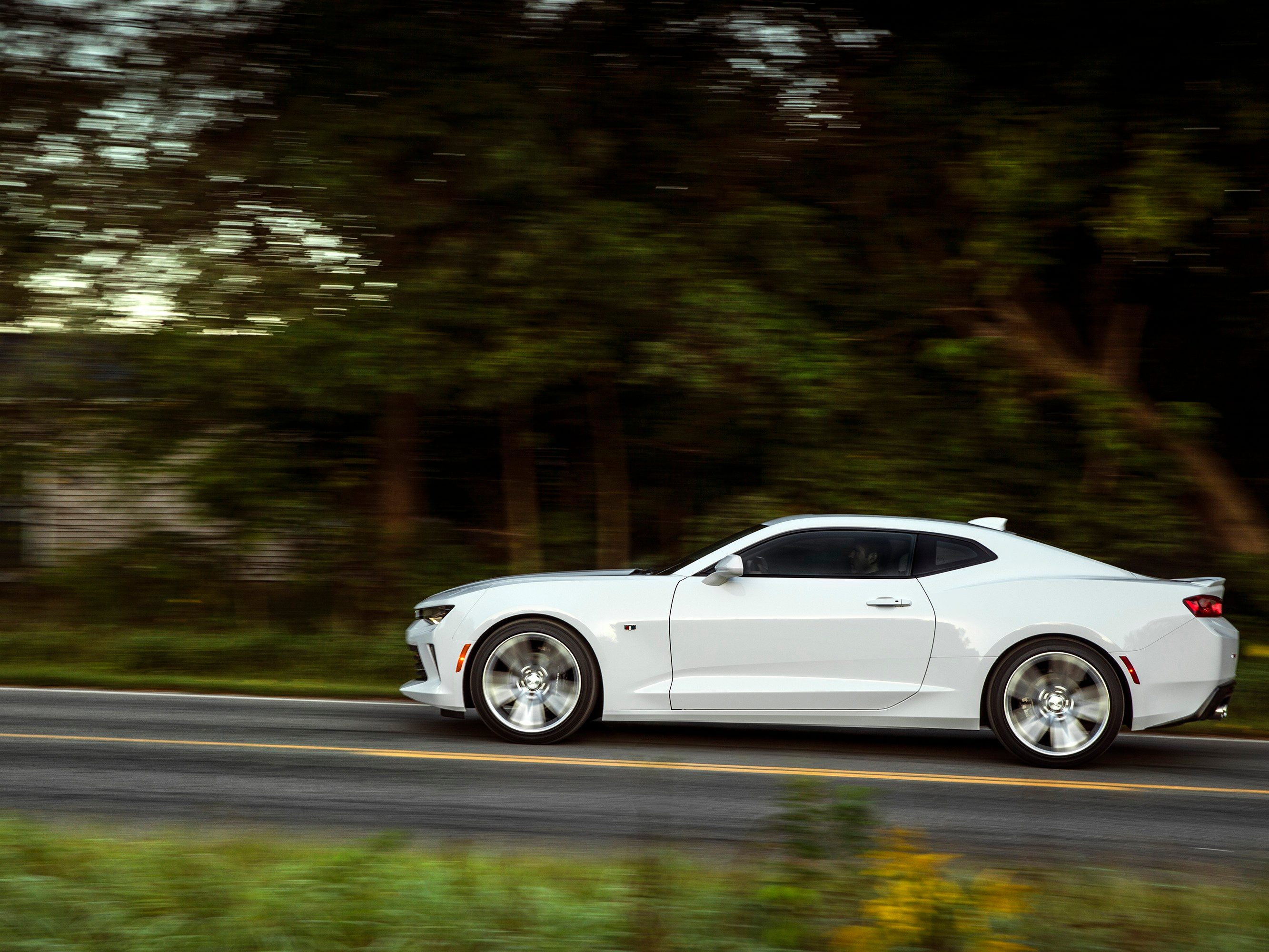 4. The 2016 Chevy Camaro is more efficient.