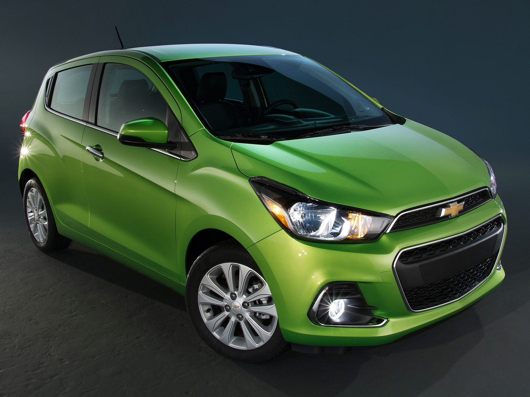 Introducing the New 2016 Chevrolet Spark