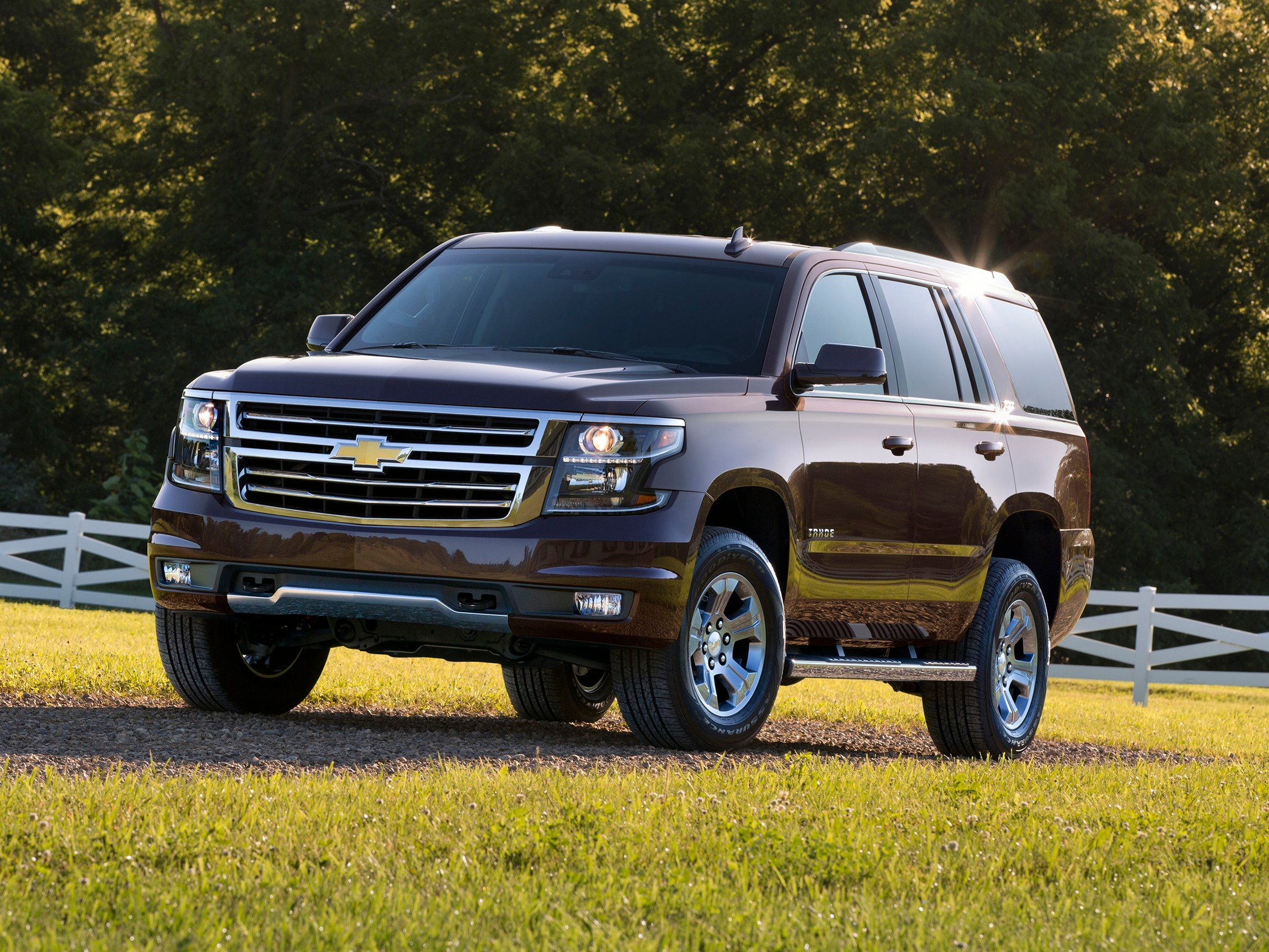 Introducing the 2016 Chevrolet Tahoe