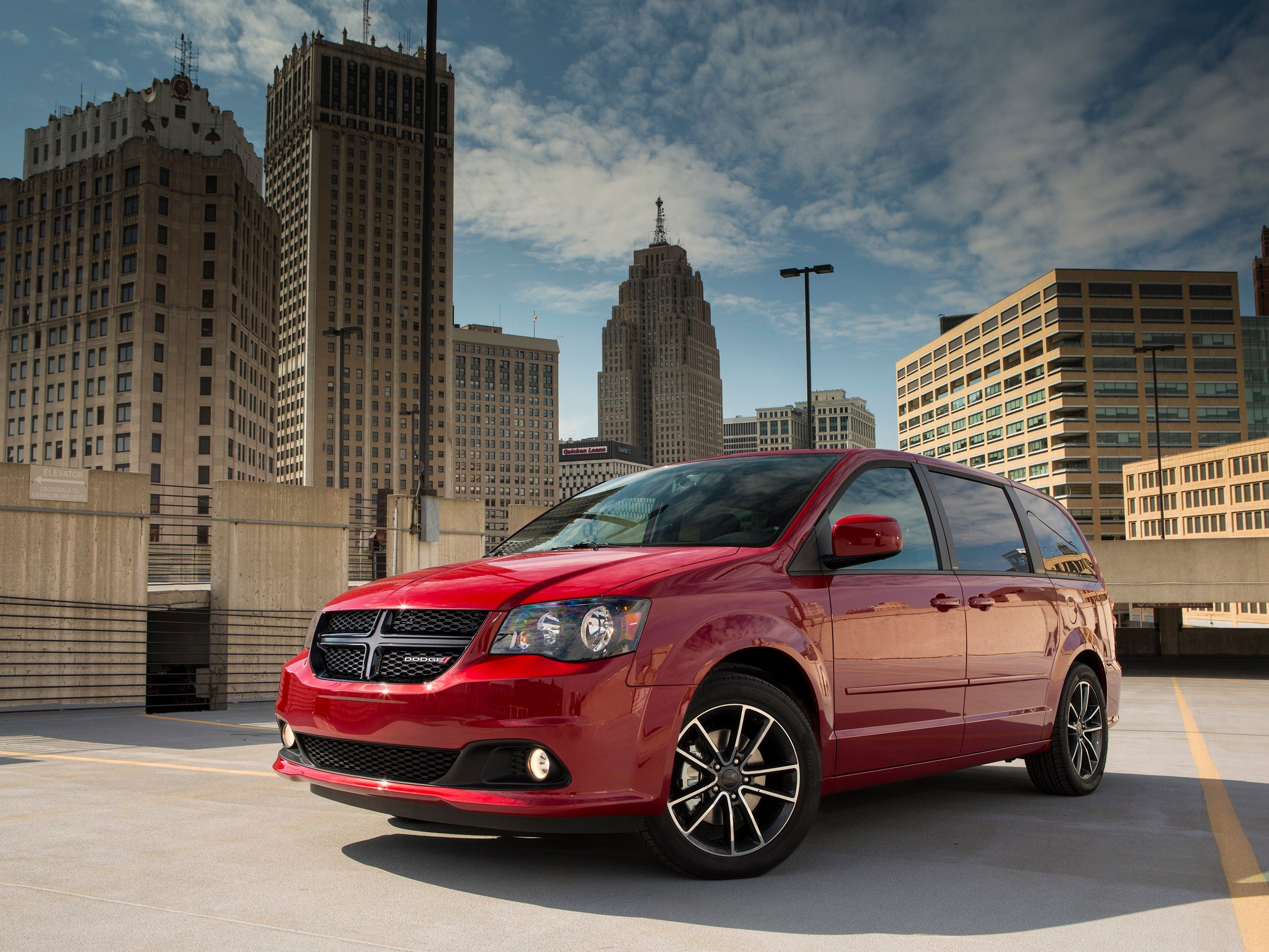 Introducing the 2016 Dodge Grand Caravan