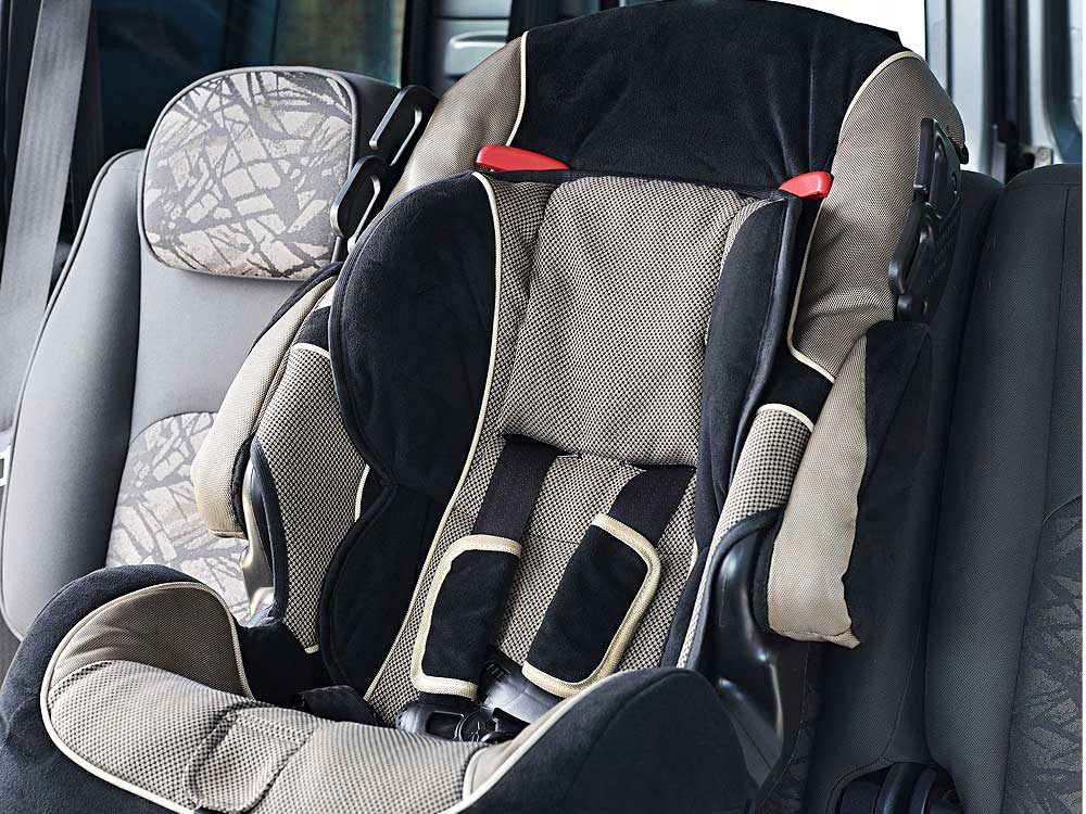 4. You need to check for child car seat recalls
