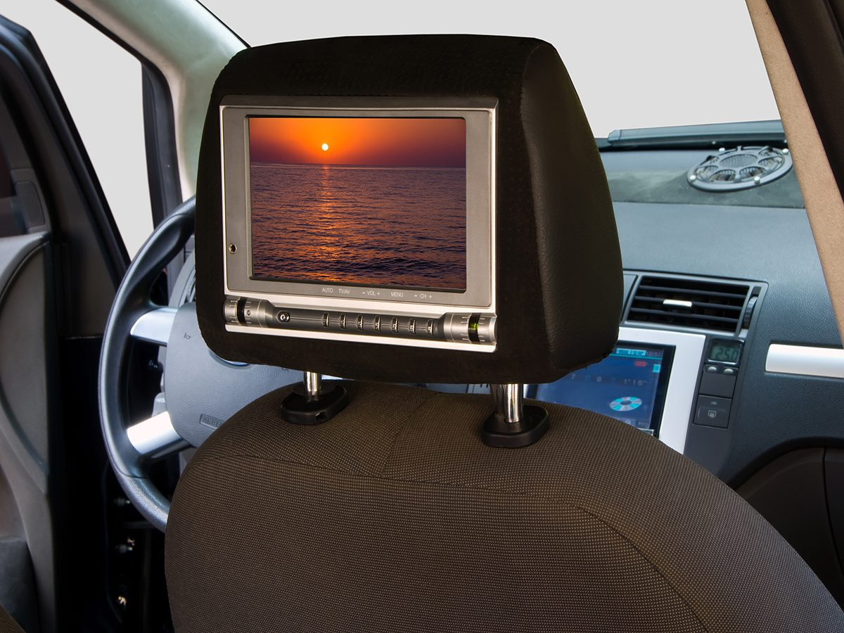 3. Car DVD Players