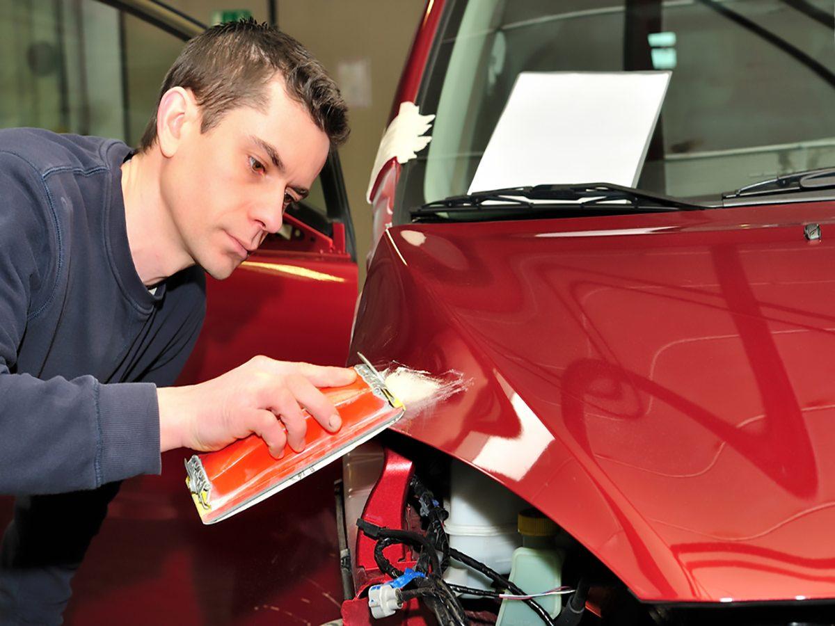 1. Prep the Vehicle