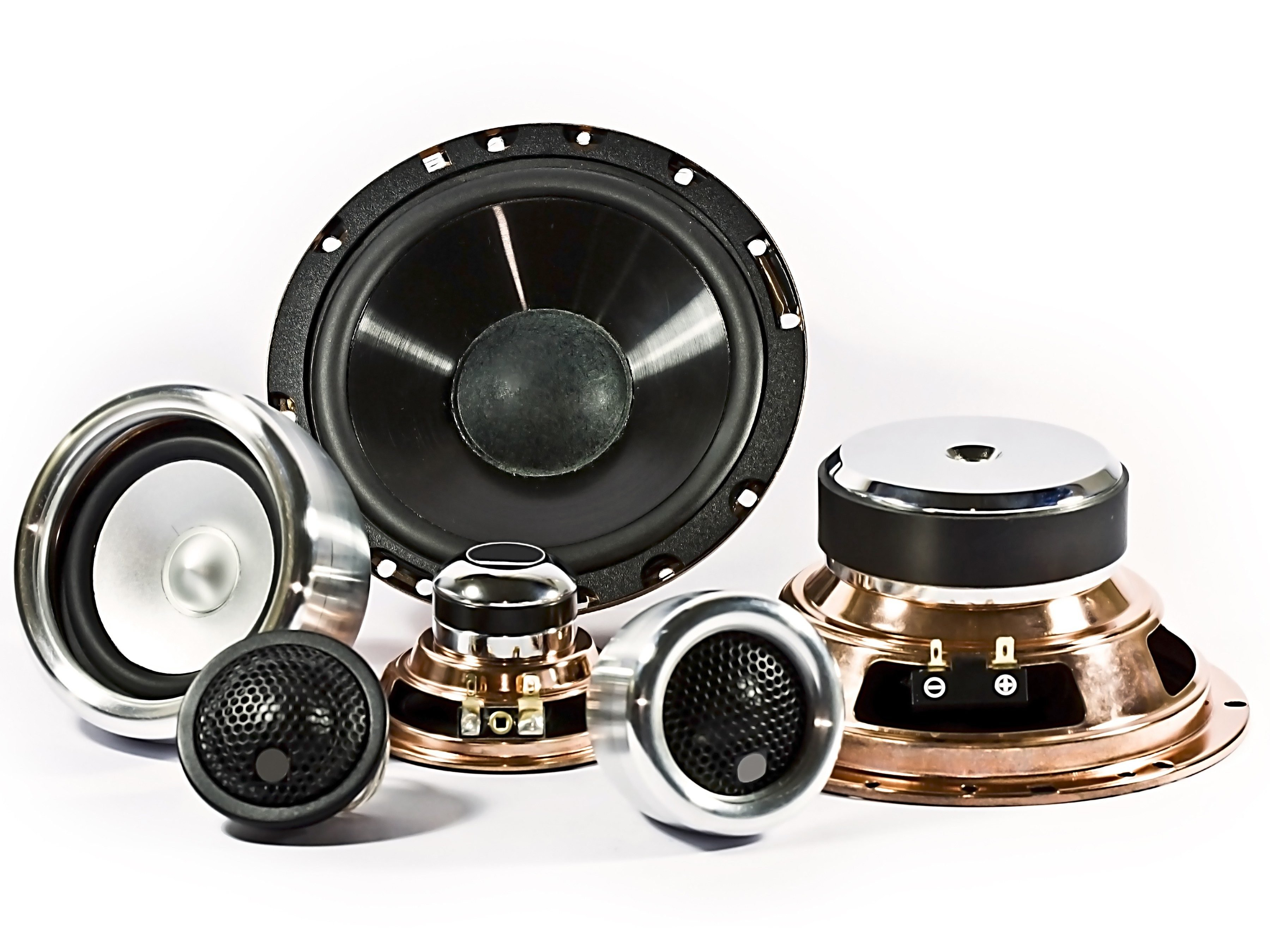 4. Upgraded Car Speakers