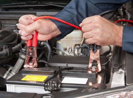 Problem: I Can't Jump-Start a Dead Car Battery