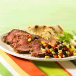 Carne Asada Tri-Tip With Salsa