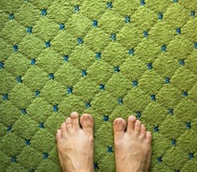 Carpet Quick Fixes