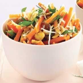 Simple Carrot Salad