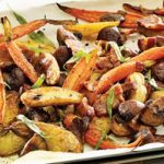 Roasted-Carrot Ragout