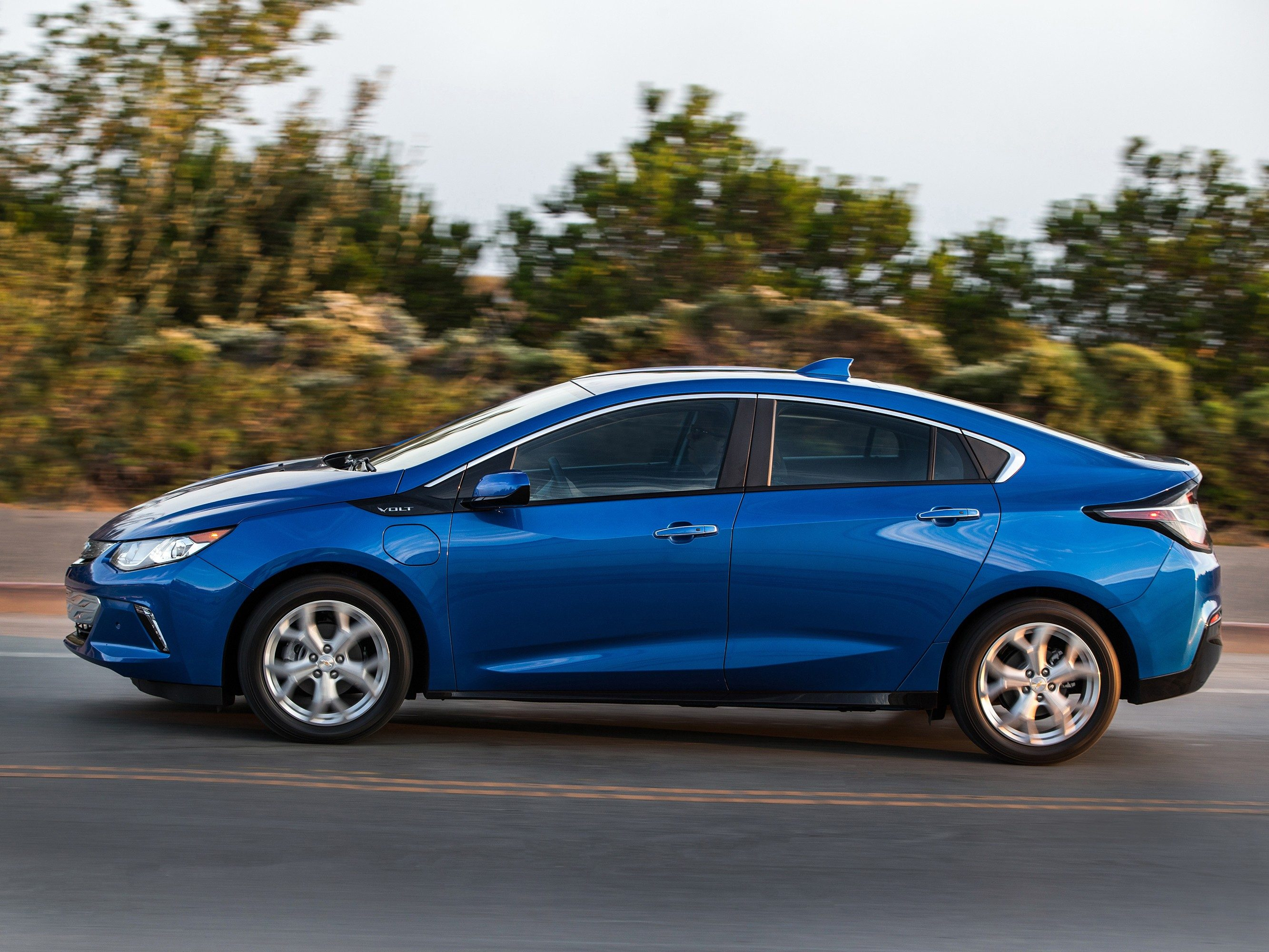 Introducing the 2016 Chevrolet Volt