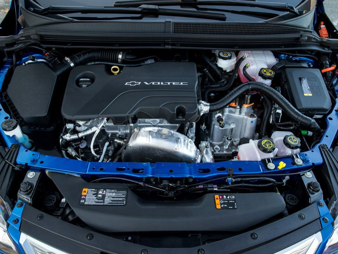 1. The 2016 Chevrolet Volt is More Efficient