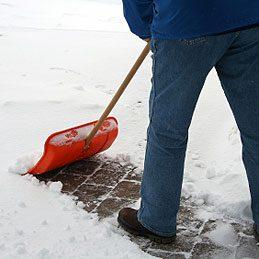 No-Stick Snow