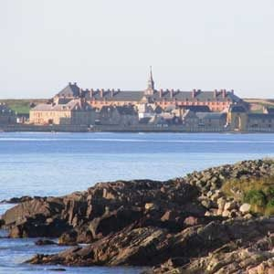 7. Walk Like a 17th Century Frenchman in Louisbourg