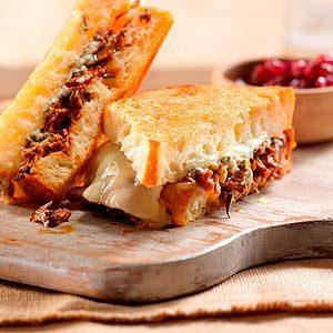 Stampede Centennial Grilled Cheese Sandwich