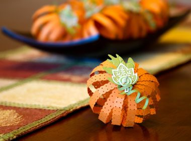 Create Fall-Inspired Centrepieces
