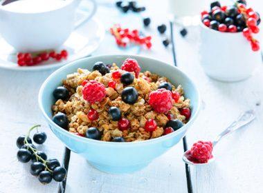 Cereal-Plus Breakfast