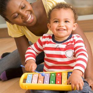 8. Baby Brains Thrive When Kids Play Music