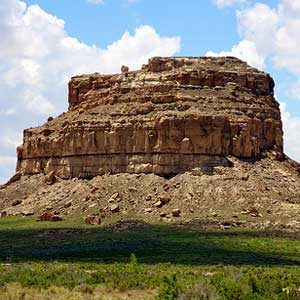 5. Chaco Culture National Historical Park