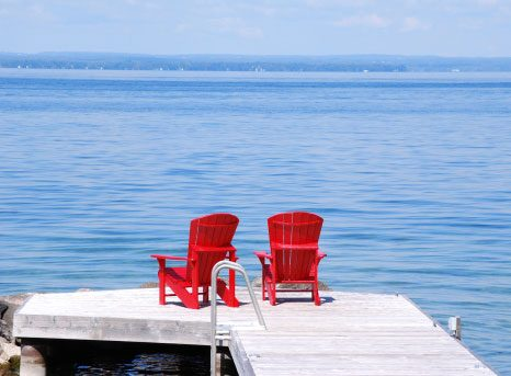 Secrets of the Cabin: Adirondack Chair is a Fraud