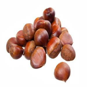 1. Remove Chestnut Shells