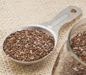 Chia and Hemp Seeds
