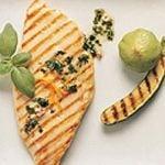 Chicken Suprêmes With Orange Salsa Verde