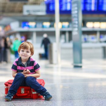 8 Ways to Make Flying with Kids Easier