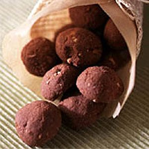 Chocolate-Almond Bites
