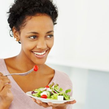 2. Eat six or more small meals a day