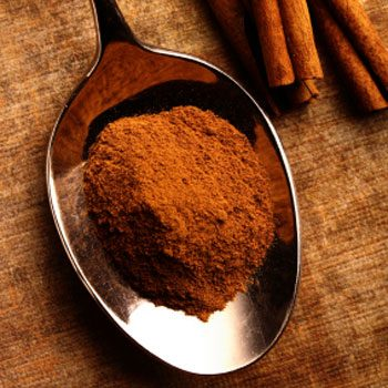 7. Add half a tablespoon of cinnamon to your coffee beans (ground or whole) before starting the pot