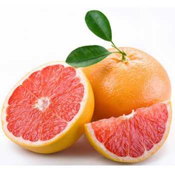 9. Eat a grapefruit every other day