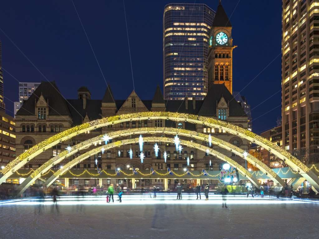 christmas in toronto - Best Places To Visit During Christmas