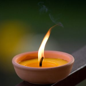 Citronella Mosquito Candles