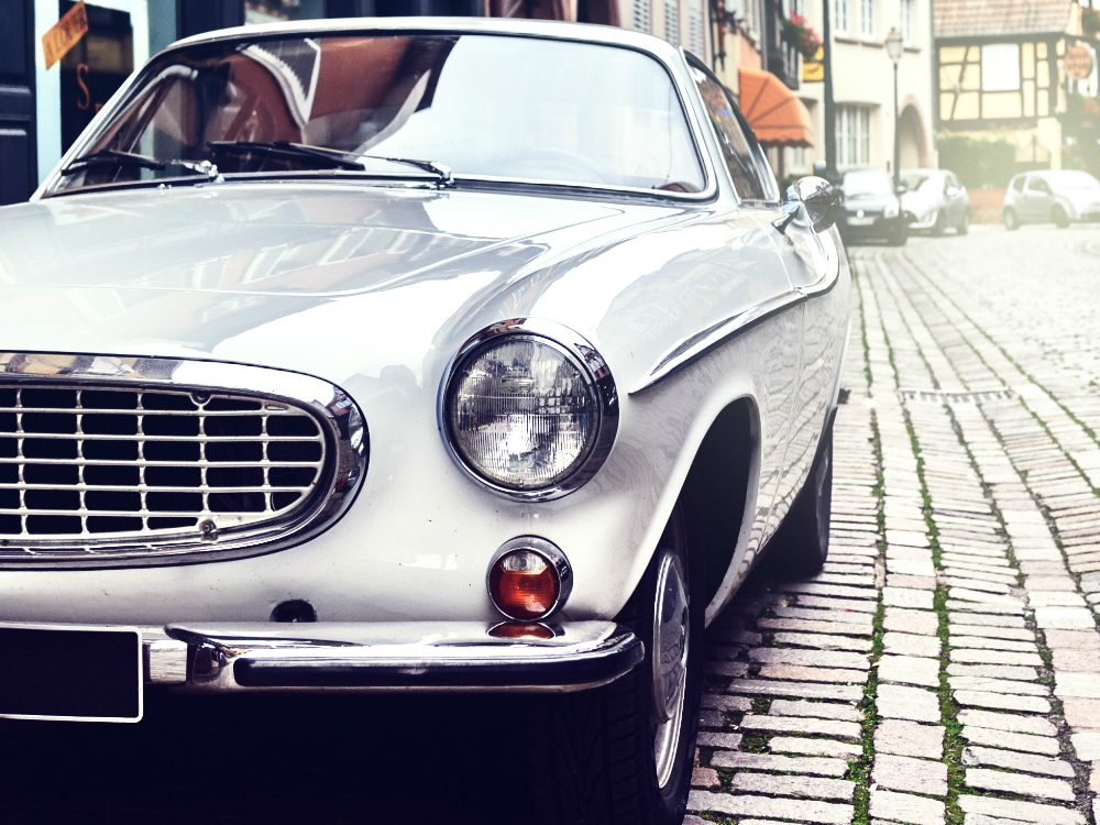 5 Things You Need to Know Before Buying a Classic Car